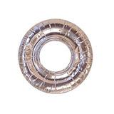 40 Pc Papel De Aluminio Redondo De Quemador De Gas Horno Ba