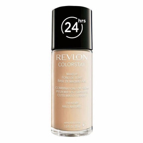 Base Revlon Color Stay Combination Oily 180 30ml Original