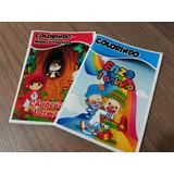 Livro De Colorir Personalizado Lembrancinhas Patati Patata