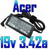 Cargador Laptops Acer 19v 3.42a Travelmate Aspire Original