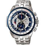 Reloj Casio Edifice Ef-558d-2av - 100% Nuevo Y Original