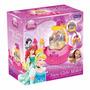 Fábrica Mágica De Globos De Nieve Disney Princesas