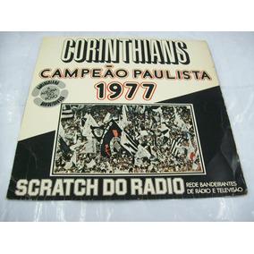 Lp Corinthians Capeão Paulista 1977