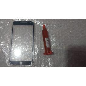 Cristal Touch Moto G4 Plus + Dosis De Uv Loca 10 Ml.