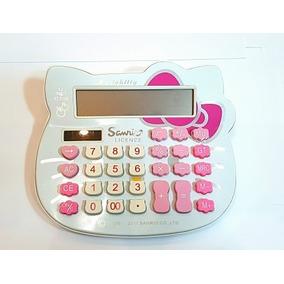 Calculadora Hello Kitty 12 Dígitos Myp