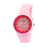 Reloj Lorus By Seiko Rrx63dx9 Dama Analogico Rosa