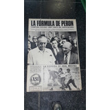 Revista Asi 863 19 Dic 1972 Campora Solano Lima Abal Medina