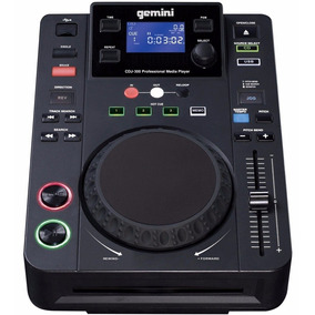 Mixer Gemini Cdj 300 Usb - Loja Oficial Gemini