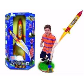 Brinquedo Foguete Apollo Anjo Voa De Verdade C/ Frete Grátis
