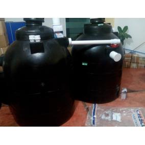 Biodigestor 600l Certificado No Rotoplas