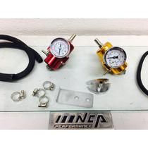 Regulador Presion Gasolina Universal Turbo Nca