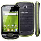 Celular Desbloqueado Samsung Galaxy S5570 Mini Verde Android