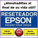 Resetador Impresora Epson Varios Modelos