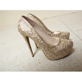 ad47d3ff Zapatos Para Fiestas De Dama Usadas - Zapatos Mujer, Usado en ...