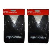 Juego X 4 Barreros Goma Ford Ranger ( Delanteros + Traseros )