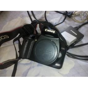 Camara Profesional Canon 450d