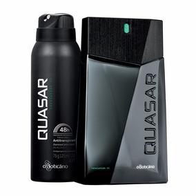 Kit Quasar Evolution Des Colônia+desodorante O Boticário