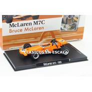 Mclaren M7c 1969 Bruce Mclaren - Leyendas De La F1 1/43