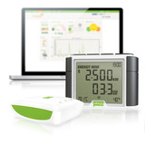 Efergy - Monitor Consumo Electrico + Hub Inalambrico