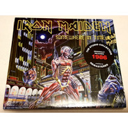 Iron Maiden - Somewhere In Time Digipack 2019