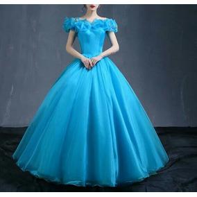 Vestido De Debutante Cinderela
