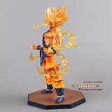 Figura De Goku Super Sayain