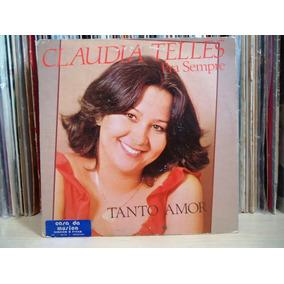 Compacto Claudia Telles-pra Sempre/tanto Amor