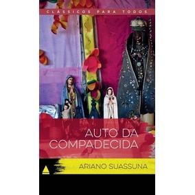 Livro Auto Da Compadecida - Ariano Suassuna