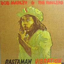 Bob Marley & The Wailers 1976 Rastaman Vibration Lp