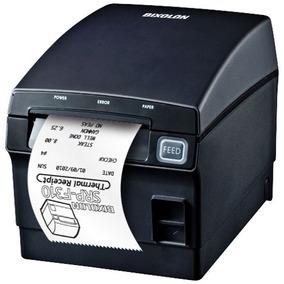Impresora Termica De Tickes Bixolon Srp-f310c0g