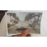 Antigua Foto Carrera De Autos V.formisano