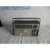 Antigo Radio Sanyo Para Doador De Peças