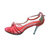 Tacón. Zapatos De Tacón Alto. Zapatillas. Damas. 15 Años