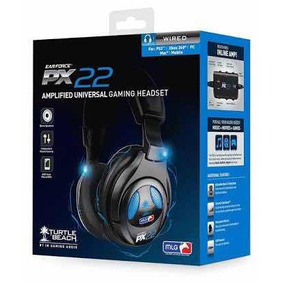 Headset Gamer Turtle Beach Px22 Pc/xbox 360/ps3/ps4/xbox One
