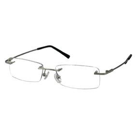 Armação Oculos Grau Titânio Original Feminino Masculino A02