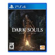 Dark Souls: Remastered Formato Físico Ps4 Original