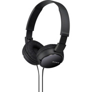 Headphone Fone De Ouvido Dobrável Isolamento Mdr-zx110 Sony