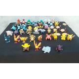 Figuras Pokemon Tomy Comunes Y Con Detalles Esteticos