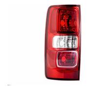 Faro Trasero Chevrolet S10 Ltz Con Antiniebla Sin Led