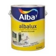 Esmalte Sintético Brillante Negro X 4 Lts - Albalux Pinturas
