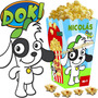 Kit Imprimible Doki Discovery Candy Bar Golosinas Cumple 2x1