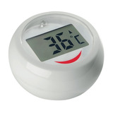 Termomêtro Digital Redondo Para Banheira Bebês Com Alarme.