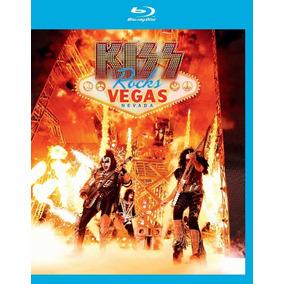 Kiss - Rocks Vegas [blu-ray] - Importado - Lacrado - Origina
