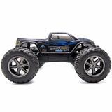 Camioneta Monster Rc Foxx S911 2wd 1/12 45 Km/h Supersónico