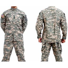 Uniforme Militar Exército Americano Acu Digital Frete Grátis