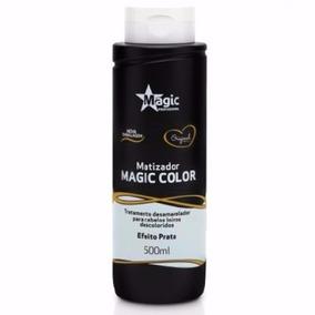 Magic Color Platinum Blond Tradicional Matizador 500ml