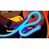 Luz Led Neon Flexible Rgb 1 Metro 12volt 220volt