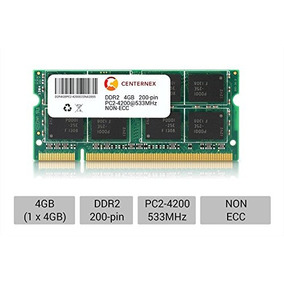 4gb Ddr 2 Laptop Module Notebook De 200 Pines De 200 Clavi