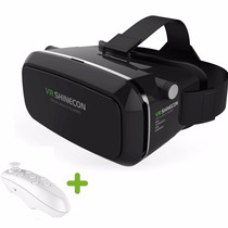 Lentes Realidad Virtual Vr Shinecon Original 3d Vr Box