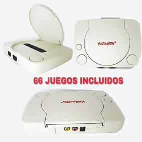 Consola Family Videojuegos Retro Con 66 Clásicos Incluidos